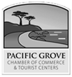 Pacific Grove Chamber of Commerce and Tourist Centers logo